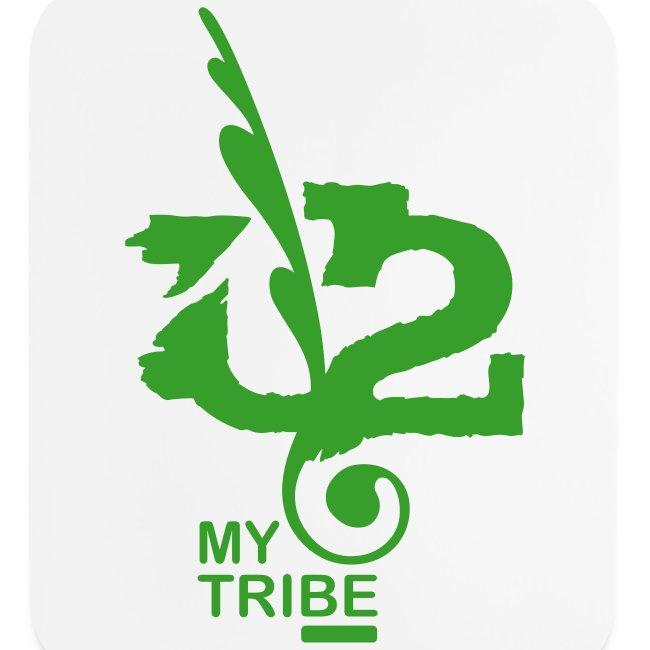 U+2=MY TRIBE  - one size