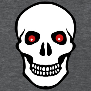 skull and red eyes Women's T-Shirts - Women's T-Shirt