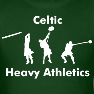 Celtic Heavy Athletics - Men's T-Shirt