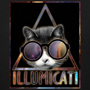 Illumicati Cat Secret Society Women's T-Shirts - Women's T-Shirt
