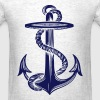 Vintage anchor - Men's T-Shirt