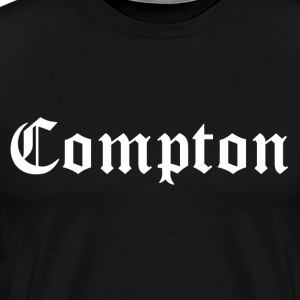 Straight Outta Compton - Men's Premium T-Shirt