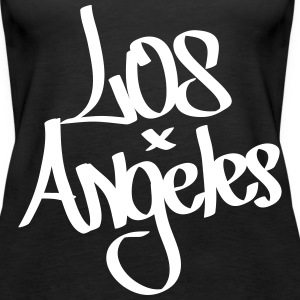 Los Angeles - Women's Premium Tank Top
