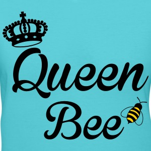 Queen Women's T-Shirts - Women's V-Neck T-Shirt