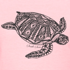 Tropical Turtle Women's T-shirt - Women's T-Shirt