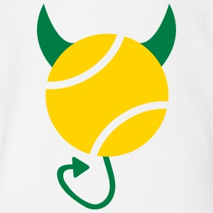 Tennis Devil Baby & Toddler Shirts - Short Sleeve Baby Bodysuit