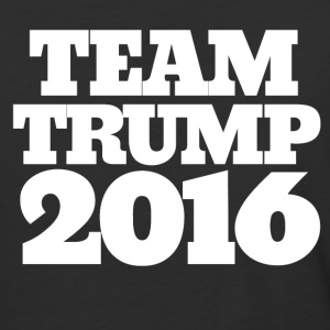 Team Donald Trump 2016 - Baseball T-Shirt