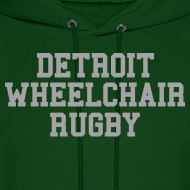 Design ~ Detroit Wheelchair Rugby