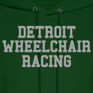 Design ~ Detroit Wheelchair Racing