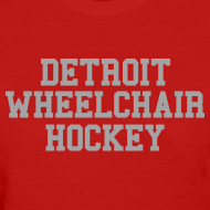 Design ~ Detroit Wheelchair Hockey