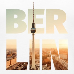 BERLIN CITY – Typo Tanks - Women's Premium Tank Top