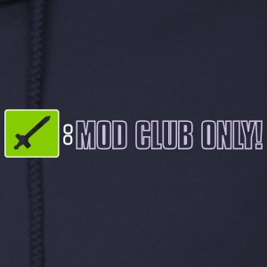 Twitch Mod Club Zip Hoodies & Jackets - Men's Zip Hoodie