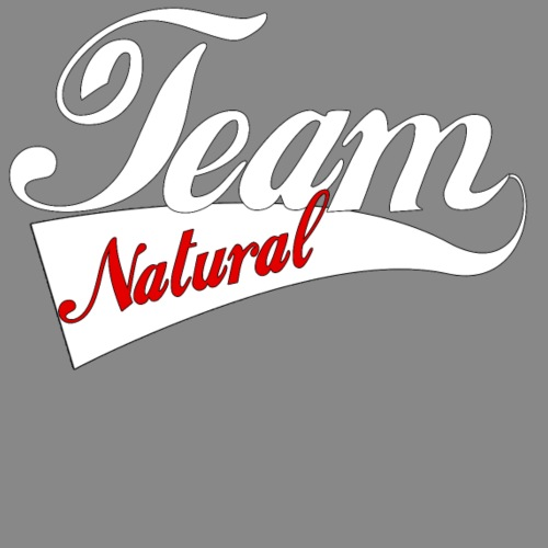 Team Natural Red/White