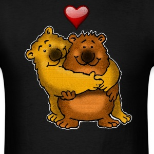 HUGGY BEARS T-Shirts - Men's T-Shirt