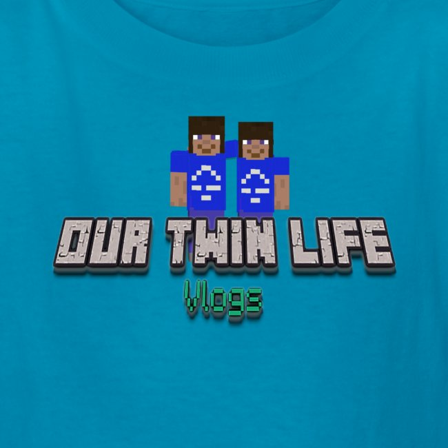 "Kid's Our Twin Life ""Minecraft"""