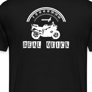 Real Quick - Men's Premium T-Shirt