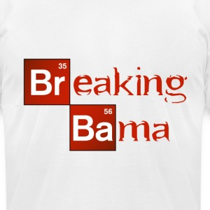 Breaking Bama.png T-Shirts - Men's T-Shirt by American Apparel