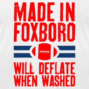 Made In Foxboro.png T-Shirts - Men's T-Shirt by American Apparel