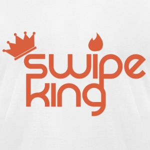 Swipe King.png T-Shirts - Men's T-Shirt by American Apparel