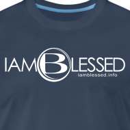 Design ~ IAmBlessed-Mens-st