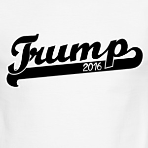 Team Trump 2016  - Men's Ringer T-Shirt