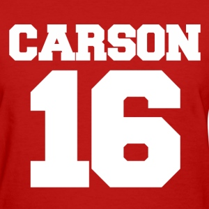 Ben Carson 2016 republican - Women's T-Shirt