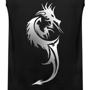 Dragon Tank Top - Men's Premium Tank