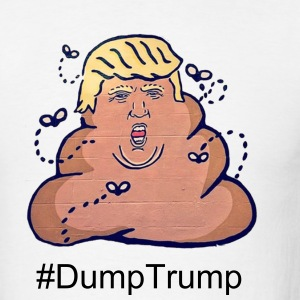 #DumpTrump - Men's T-Shirt