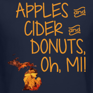Design ~ Apples and Cider and Donuts, Oh, MI!