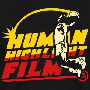 Human Higlight Films - Men's Premium T-Shirt