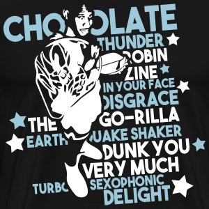Chocolate Thunder - Men's Premium T-Shirt