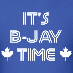B Jay Time T-Shirts - Men's T-Shirt