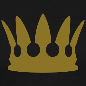 golden crown T-Shirts - Men's Premium T-Shirt