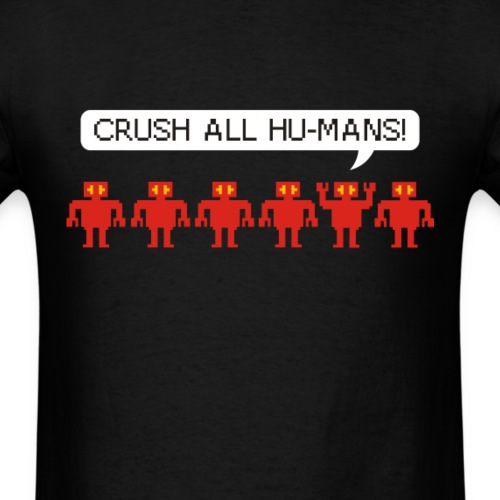 Crush All Humans