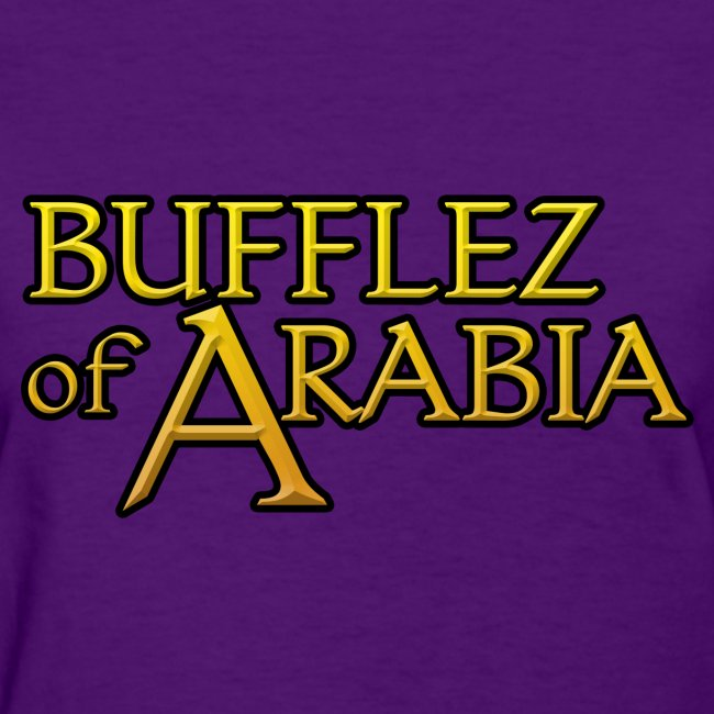 Bufflez of Arabia Women's Shirt