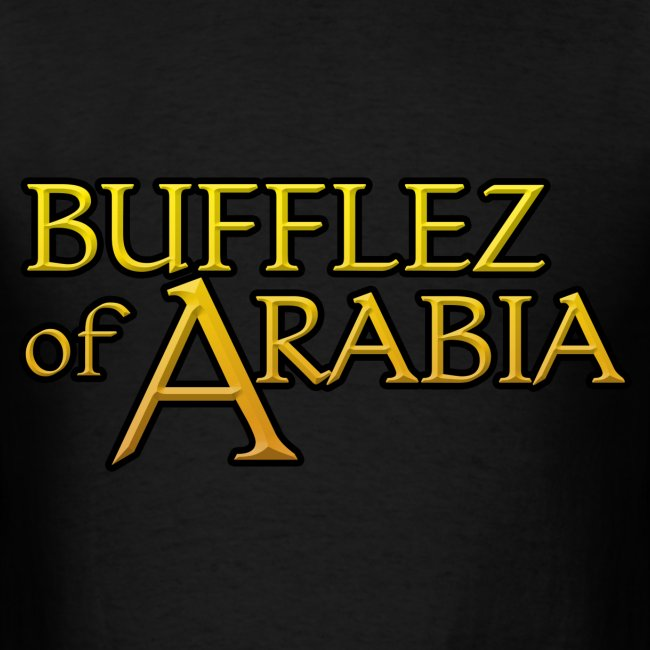 Bufflez of Arabia Shirt