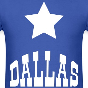 Dallas Star - Men's T-Shirt