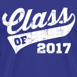 Class Of 2017 T-Shirts - Men's Premium T-Shirt