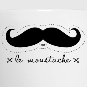 le mustache - Coffee/Tea Mug