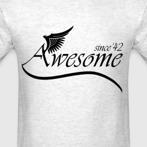 Awesome 1942 T-Shirts - Men's T-Shirt
