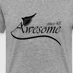 Awesome 1948 T-Shirts - Men's Premium T-Shirt