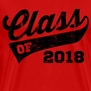 Class Of 2018 T-Shirts - Men's Premium T-Shirt