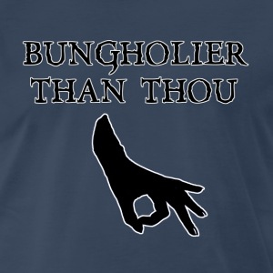 bungholier mens - Men's Premium T-Shirt