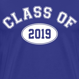 Class Of 2019 T-Shirts - Men's Premium T-Shirt