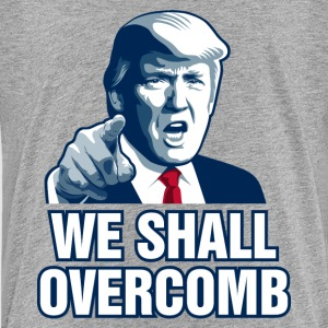We Shall Overcomb Kids' Shirts - Kids' Premium T-Shirt