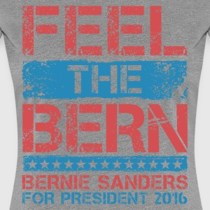 Feel The Bern Women's T-Shirts - Women's Premium T-Shirt