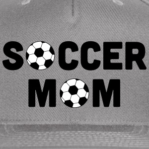 Soccer Mom Caps - Snap-back Baseball Cap