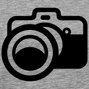 Digital Reflex Camera T-Shirts - Men's Premium T-Shirt