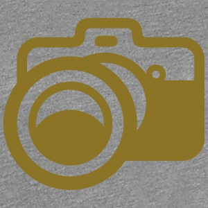 Digital Reflex Camera Women's T-Shirts - Women's Premium T-Shirt