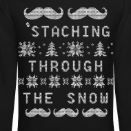 Design ~ 'Staching Through The Snow
